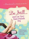 be still nail polish cover