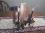advent wreath week2