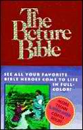picture bible-red