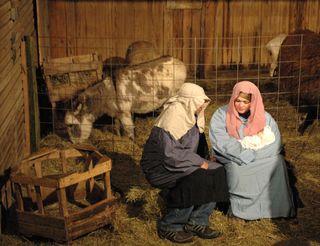 marmon valley nativity