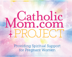 CatholicMomProj logo