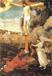crucifixion botticelli