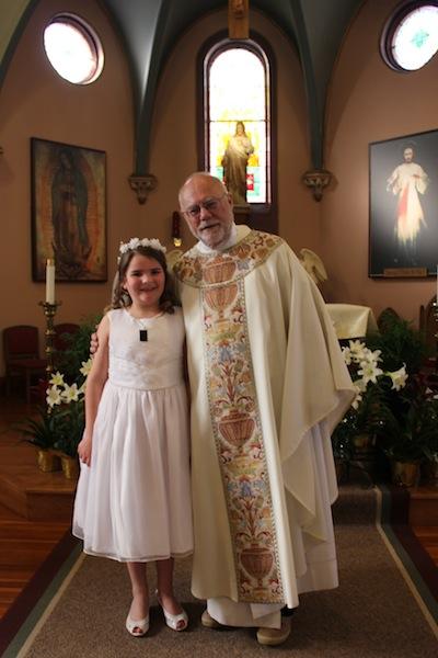 Fr. Pat and Elizabeth copy