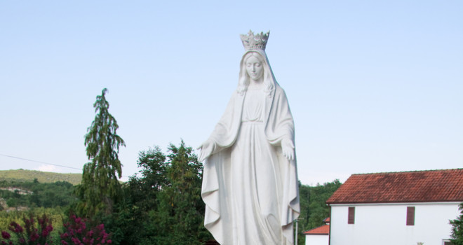 Mary as My Refuge
