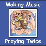 making music praying twice logo