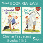 Fern's Book Reviews - Chime Travelers Books 1 & 2