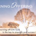 MorningOfferingBanner