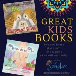 Great Kids Books - Barnyard Bliss and Miraculous Me - Snoring Scholar Sarah Reinhard