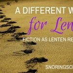 I was delighted that Michelle Buckman was willing to share her thoughts today on Lenten reading and how fiction can be Lenten reading. The novel she references here is one of my favorites and happens to be on sale for $5 at Sophia Institute Press right now.